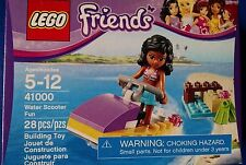 LEGO Friends Water Scooter Fun 4100  Brand New 2013