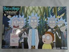 Rick And Morty Close Rick-Counters of The Rick Kind Card Game NIB!!