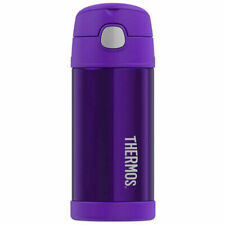 NEW Thermos Funtainer Children Drink Bottle Kids Toddler with Straw baby