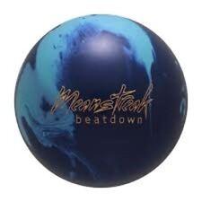 Brunswick Meanstreak Beatdown 15 lbs NIB Bowling Ball! Free Shipping!