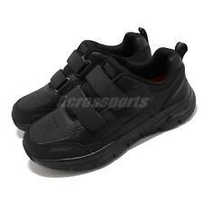 Skechers Arch Fit SR-Xantic Black Strap Men Casual Shoes Sneakers 200036-BLK