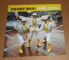 Beastie Boys Hello Nasty Poster 2-Sided Flat Square 1998 Promo 12x12 Rare