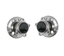 Wheel Hubs Pair Rear With Bearing For Toyota Camry Asv50 With Abs 2011-2014