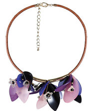MARNI H&M Multi-color Flowers  Necklace #1