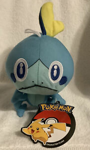 New Pokémon Sobble Stuffed Plush Doll Toy Gift Official Licensed Authentic