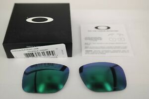 NEW Oakley HOLBROOK PRIZM JADE OO9102 Replacement Lens Authentic GENUINE