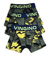 Vingino 3er Set Boxershorts Jungs Gr.98/104