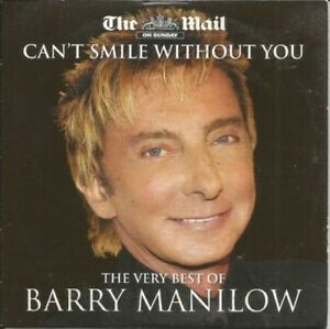 Barry Manilow - The Very Best Of - Sunday Mail CD
