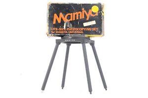 Mamiya Life-Size Photocopying Set for Mamiya Universal w/ Original Box  #P