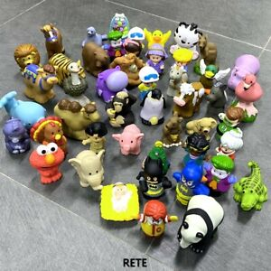 Bundle Fisher Price Little People Farm Barn Zoo Animals Disney Figures Kid Toys