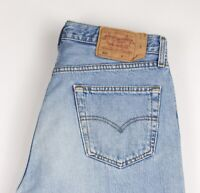 Levi's Strauss & Co Hommes 501 Jeans Jambe Droite Taille W34 L34 ATZ529