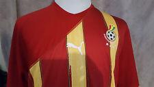 Ghana away puma football chemise taille: xl bon état