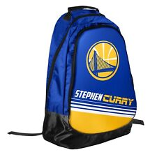 Stephen Steph Curry #30 Warriors Jersey Backpack gym Book Bag - Team Stripe Blue