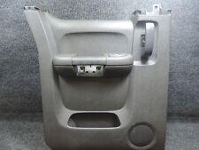 👍 2007-2013 SILVERADO SIERRA OE LEFT DRIVER REAR EXT CAB POWER DOOR PANEL SWEET