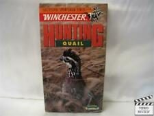 Hunting Quail VHS Winchester Successful Sportsman