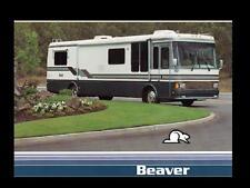 BEAVER 1990-1999 MOTORHOME MANUALs 470pg 1995 1996 1997 1998 RV Service & Repair