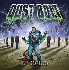 DUST BOLT - MASS CONFUSION   CD NEW+