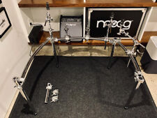 Drum-Tec Pro Cable Tube E-Drum Rack System (with Pearl cymbal arms)
