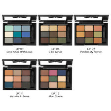 """3 NYX Love in Paris eye shadow palette """"Pick Your 3 Color""""  *Joy's cosmetics*"""