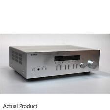 Yamaha R-N301 Network Receiever Streamer Silver Airplay Apple Mac Ipod Tuner