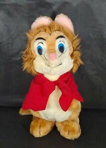 Vintage 1982 Secret Of Nimh Mrs Brisby Dakin Plush Stuffed Mouse Toy Doll MINT