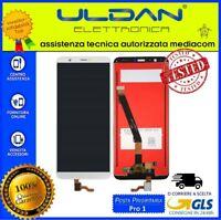 LCD DISPLAY HUAWEI P SMART FIG-LX1 LX2 LX3 ENJOY 7S TOUCH SCREEN SCHERMO BIANCO