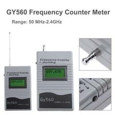 GY560 Frequency Counter Meter Tester  for 2-Way Radio Transceiver GSM Portable