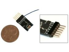 Esu 54688-LokPilot micro v4.0 mm/DCC/SX 6-pol. nem 651 directamente-pista N-nuevo