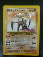 Shining Kabutops 108/105 Neo Destiny Secret Rare Holo Pokemon Card - NM