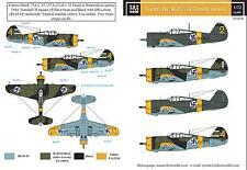 SBS Model 1/72 Curtiss Hawk 75A in Finnish service decal sheet D72018