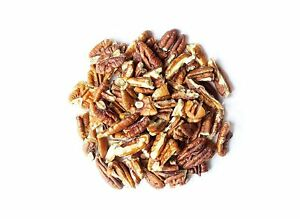 Food to Live Pecan Pieces, Non-GMO Verified, Raw, Chopped