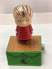 2017 Hallmark Peanuts Christmas Dance Party Music Motion Figure Linus Lot of 14!