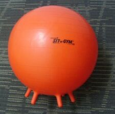 SIT N GYM exercise ball Gymnic Line 55 Inflatable work out