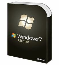 WINDOWS 7 ULTIMATE 32/64BIT KEY LICENZA  MULTILANGUAGE