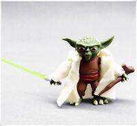 Hasbro STAR WARS the clone wars YODA jedi grand master general  ACTION FIGURE P4