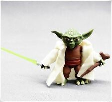 Hasbro STAR WARS the clone wars YODA jedi grand master general  ACTION FIGURE P4