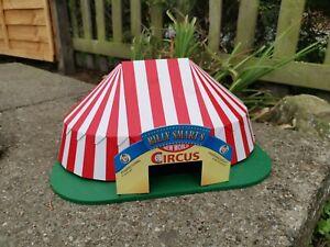Lledo Billy Smarts Tinplate Circus Big Top
