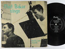 "Chet Baker - Sings 10"" - Pacific Jazz - PJ LP-11 Mono DG"