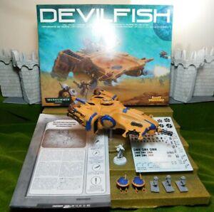 TAU DEVILFISH - Warhammer 40K Plastic figure