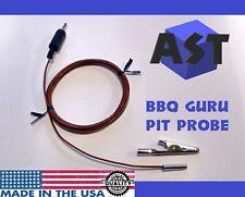 BBQ Guru Compatible 6' Pit Probe Thermometer Grill Smoker PartyQ DigiQ CyberQ