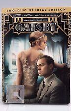 The Great Gatsby: Special Edition (Starring: Leonardo Di Caprio-DVD) New