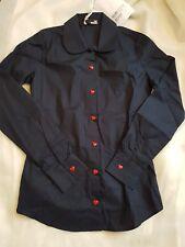 Love Moschino Heart Button Shirt
