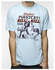 MARC ECKO The CINEMA VINTAGE SERIES t-shirt maglietta L PUSSYCAT! KILL!KILL! NWT