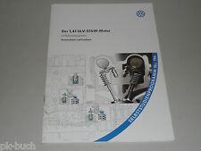 SSP 196 VW Selbststudienprogramm Service Training 1,4l 16V 55kW Motor