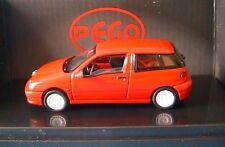ALFA ROMEO 145 1.7 16V PRESENTAZIONE 1997 ROSSO PEGO PG 1042 1/43 RED ROT ROUGE