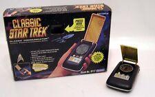 Star Trek Classic Communicator- Playmates Field Equipment- MINT in BOX- FREE S&H