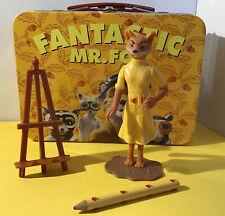 FANTASTIC MR FOX FILM/MOVIE 2009 MRS FOX TOY/FIGURE WES ANDERSON RARE