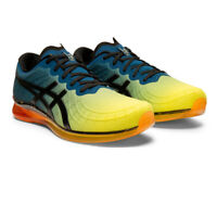 Asics Mens Gel-Quantum Infinity Running Shoes Trainers Sneakers Blue Yellow