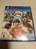 Race with Ryan - Sony PlayStation 4 PS4 Brand New, Factory Sealed
