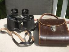 Vintage Swarovski Habicht 8x30 Binoculars & Case